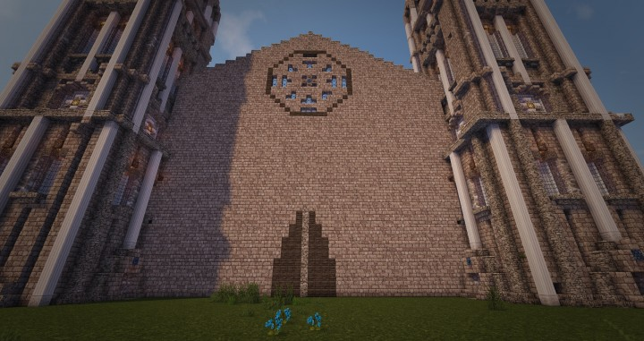 Cathedral progress