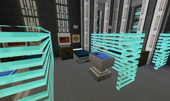 Room For The Venator By Blueberrybear Minecraft Project