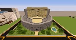 Roman Theatre Minecraft