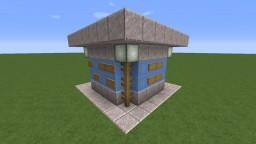 Schilder Wand - Info Center Minecraft Map & Project