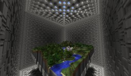 Steves dream about cuboidal fractal rooms [reloaded] Minecraft Map & Project
