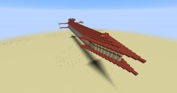 Agony Class Cruiser Minecraft Project