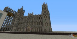 Californian Parliament Buildings Minecraft Map & Project