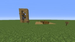Fully automatically oven map Minecraft Map & Project