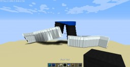 Hockey Goalie Minecraft Map & Project