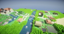 Pokemon Adventure Minecraft Map & Project