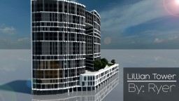 Lillian Tower (Skyscraper 24) Minecraft Map & Project