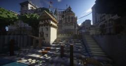 '' Loguetown ''▐ ローグタウン ▐ One Piece Minecraft
