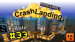 Crash Landing #33 - Crash Landing Finale Minecraft Blog