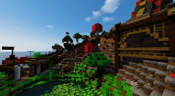 [Survival Spawn] Staalhamer (Download / Realms) Minecraft Map & Project