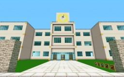 Akademi High School! (Yandere Simulator) [on hold] Minecraft Map & Project