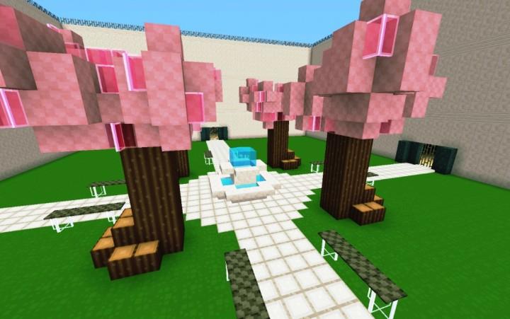 Yandere High School Minecraft Mod