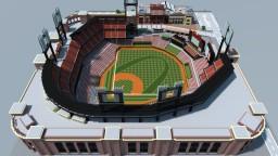 Busch Stadium Minecraft Map & Project