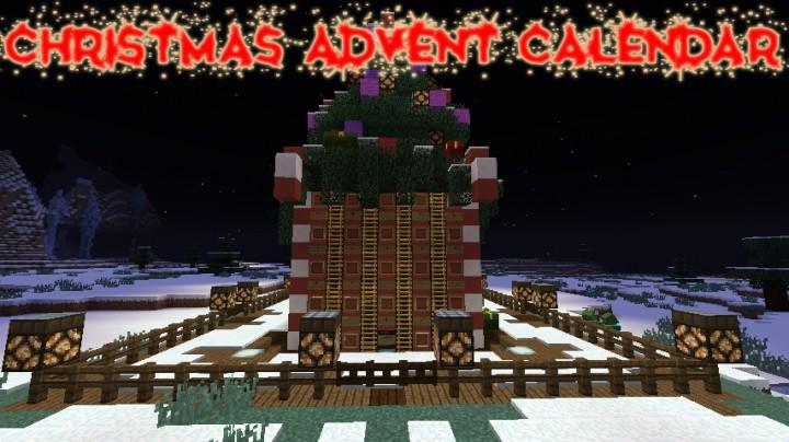 Christmas Calendar Minecraft Download : Christmas advent calendar survivial minecraft project