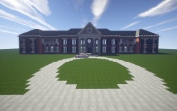 Glen Cove Mansion Hotel in Minecraft Minecraft Map & Project