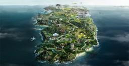 Massive Ireland [20k x 20k] Minecraft Project
