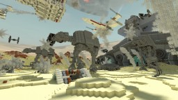 Star Wars: The Battle of Jakku Minecraft Project