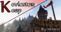 Kevicston Keep - Exploration Map - Download + Timelapse - #WeAreConquest Minecraft Project