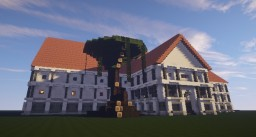 Mansion#1 | White Mansion The Mansion Of Secret Minecraft Project
