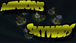 Skywars Map Minions Minecraft Map & Project