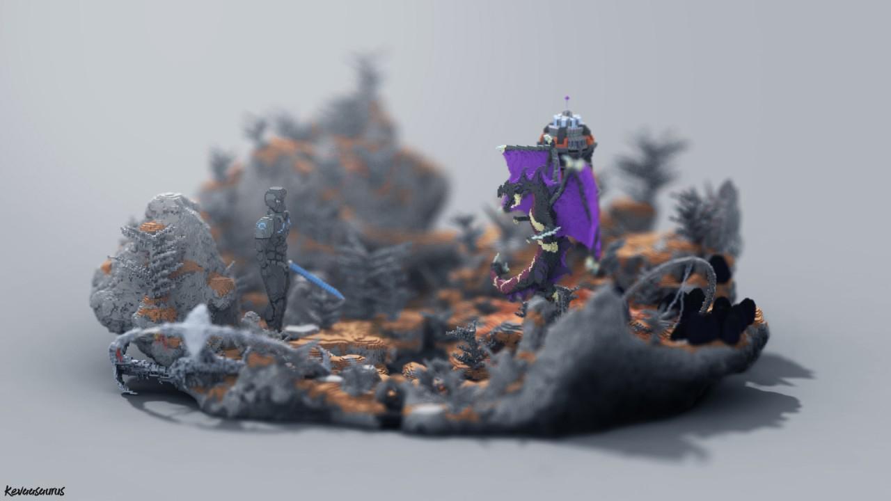 How to make a basic render Minecraft Blog