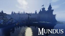 Mundus : Human/Dwarf/Goblin (WIP) Minecraft Map & Project