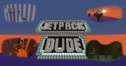 Jetpack Dude - Parkour Map 15w51b Minecraft Map & Project