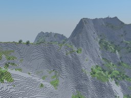 Cliffland Minecraft Map & Project