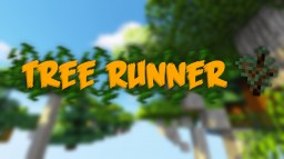 Tree Runner!    Parkour Map Minecraft Map & Project