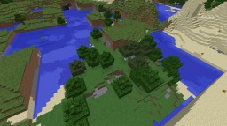 Minecraft Terrain Failure Minecraft Project