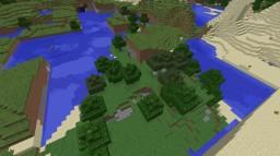 Minecraft Terrain Failure Minecraft Map & Project