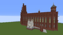 St Cécile Cathédrale d'Albi / St Cecile Cathedral of Albi Minecraft Project