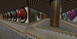 A Tribute to Pokémon Minecraft Project