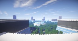 Giant Hub (The Venus Project) [World Save!!] Minecraft Map & Project