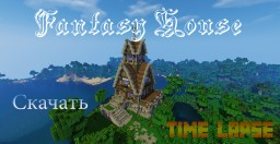 Fantasy House + Download Minecraft