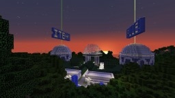 Minecraft Server Spawn *RETIRED BUILD* Minecraft Map & Project