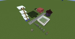 Jen's Pet Piggy Minecraft Map & Project