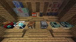Custom 3D Animated Models pack (1.9) Minecraft Texture Pack