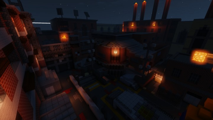 Call Of Duty: World At War Zombies map \