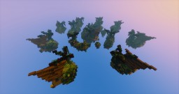 Skywars map - Ruined 2 Minecraft Map & Project