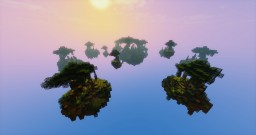 Skywars Map - Ruined Minecraft Map & Project