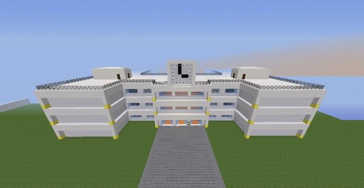 Yandere Simulator Minecraft Map Minecraft Project