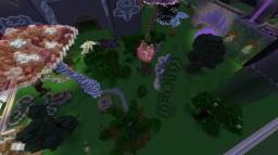 Minecraft Handmade fantasy landscape (Original) Minecraft Project