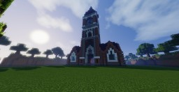 Church - Local building Minecraft Map & Project