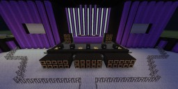 EDM Concert Stage Minecraft Map & Project