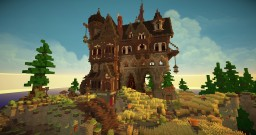 Medieval Playerhome Minecraft Project