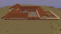 Roman Villa Rustica, Boscoreale Minecraft Map & Project