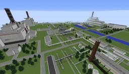 Gosognov NPP Minecraft Map & Project