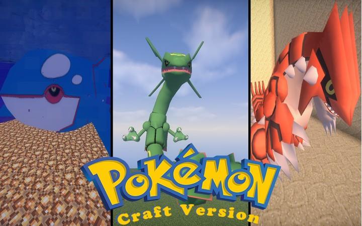 Pokémon Craft Version! 1 0 1 Minecraft Project