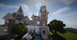 1848 James Lee victorian Minecraft Map & Project